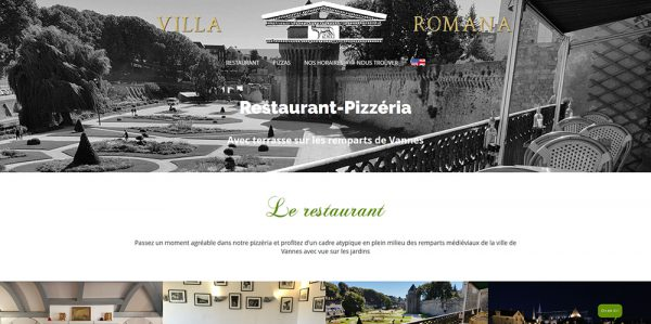 Pizzeria Villa Romana
